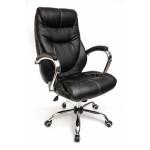 Офисное кресло для руководителя AV - 116 /хром