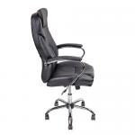 Офисное кресло для руководителя AV 117 хром