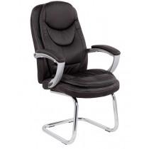 Офисное кресло для переговорных 6001 V black