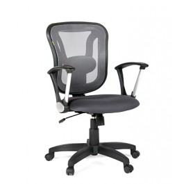 Офисное кресло премиум CHAIRMAN 452 TG 1190/650/700