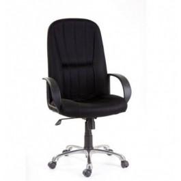 Офисное кресло премиум Стаффорд / TW / хром