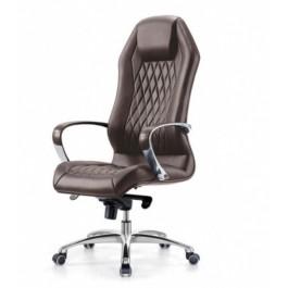 Офисное кресло для руководителя Aura/Brown