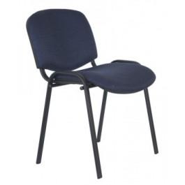Офисный стул Виси/черно-синий