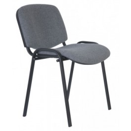 Офисный стул Виси черный/серый