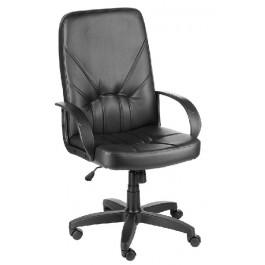 Офисное кресло эконом Менеджер КОЖА