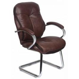 Офисное кресло для переговорных T-9930AV/Chocolate