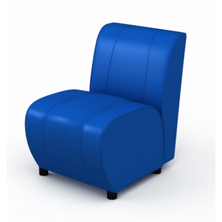 Кресло Альфа Люкс б/п 500/760/730