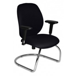 Офисное кресло для переговорных CH 586 Low-V/TW-11
