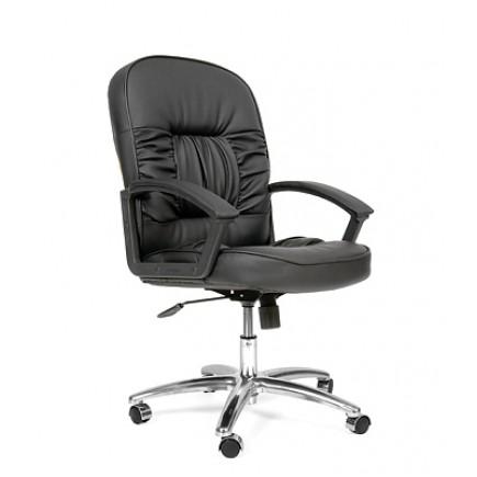 Офисное кресло премиум CHAIRMAN 418 М 1180/640/700