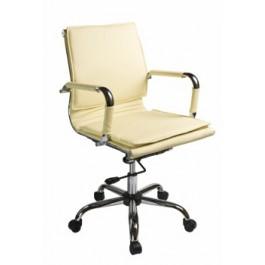 Офисное кресло премиум CH 993 Low/Ivory