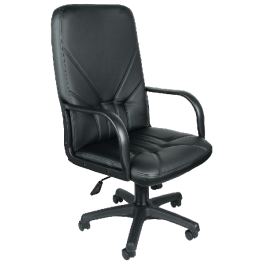 Офисное кресло МЕНЕДЖЕР КОЖА