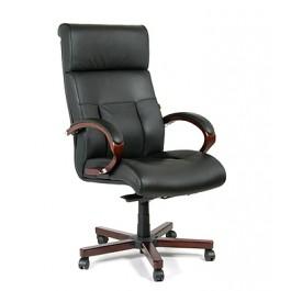Офисное кресло для руководителя CHAIRMAN 421 1240/700/720