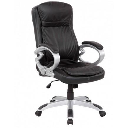 Офисное кресло для руководителя 7019 black